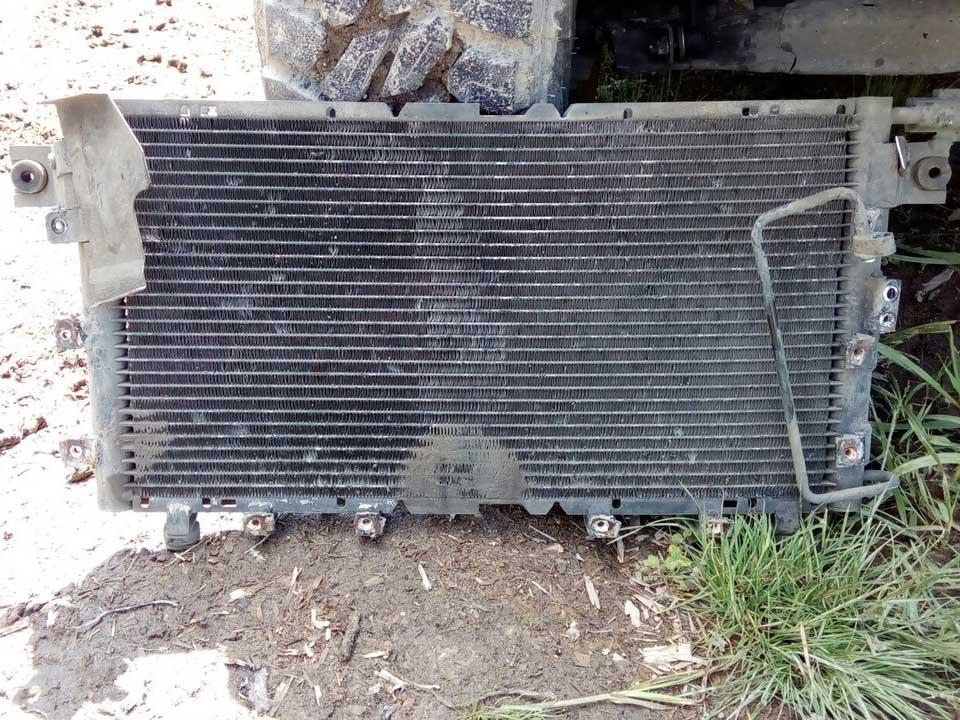 Радиатор кондиционера Грейт Вол
