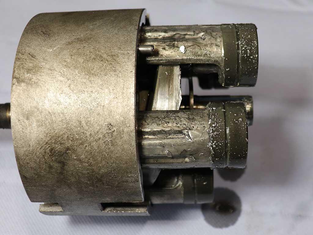 Стружка в компрессоре