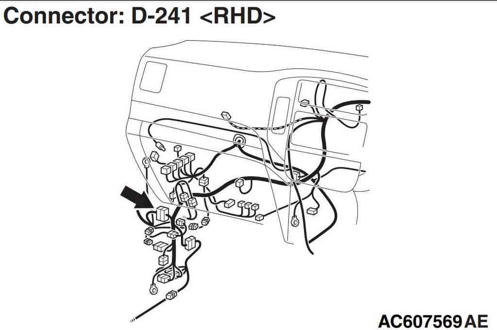 Разъем D-241
